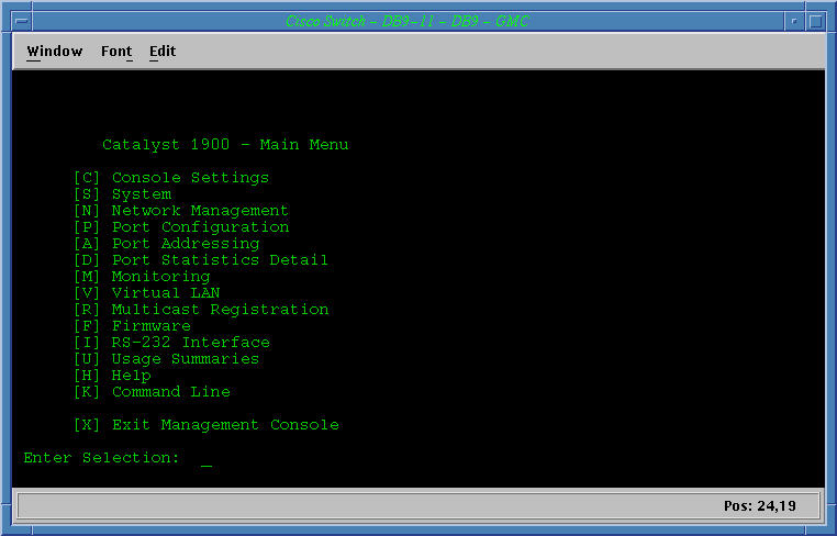 Openbsd Serial Console Cisco